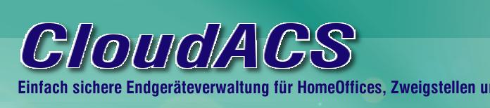 cloudacs - einfach sichere endgeräteverwaltung