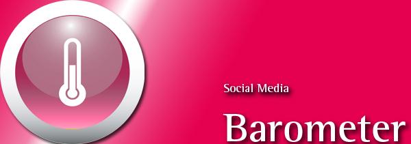 Social Media Barometer 2012
